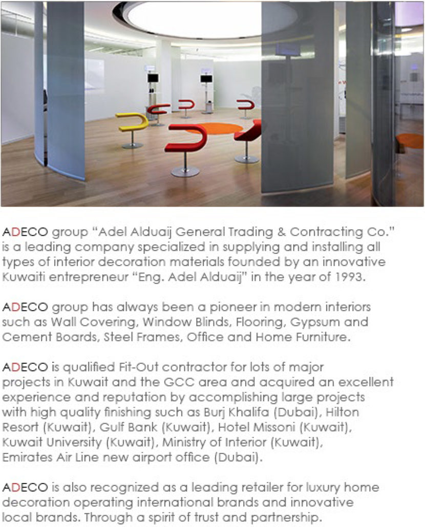 AdecoGroup | Pioneers in What We Make